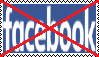 Anti Facebook Stamp by da-stamps-45212