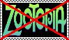 Anti Zootopia Stamp by da-stamps-45212