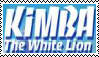 Kimba the White Lion Stamp by da-stamps-45212