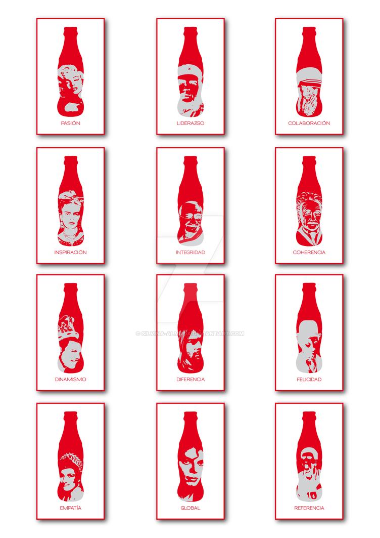 Sistema de signos Coca Cola by silvina-almada