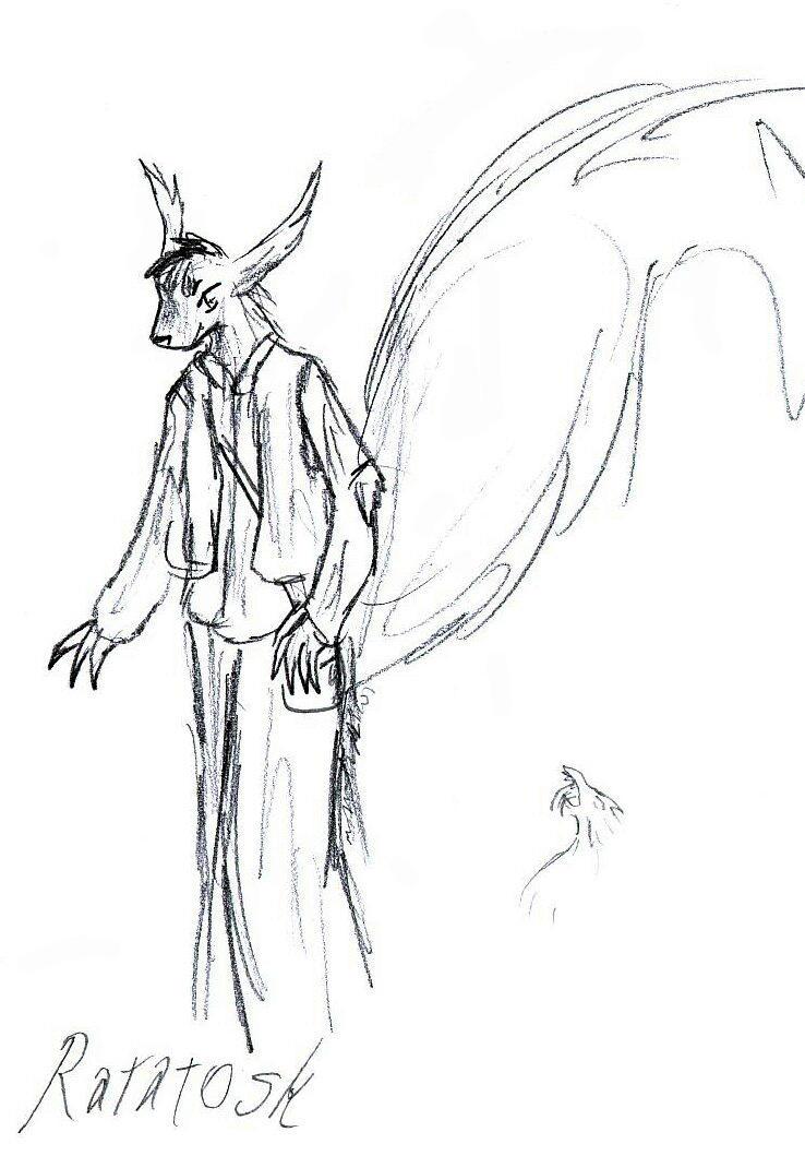 ratatosk by Demon-Nightshade