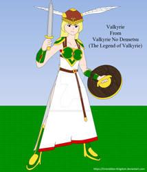 Namco: Valkyrie
