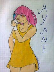 ayane (emezie okorafor) by NatyDreams