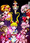 magical girls of my childhood