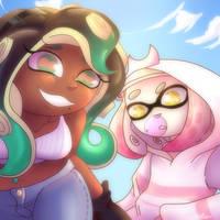 Pearl and marina by NatyDreams