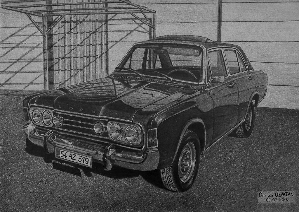Ford Taunus M By Orhano