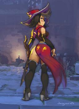 Ashe Warlock