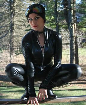 Catwoman - Renata Carmen - Railing 2