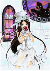 Blanche Neige by Eternal-S