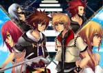 Kingdom Hearts II Our destiny