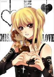 Misa Misa Love by Eternal-S