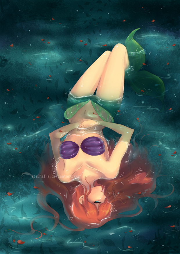 Ariel by Eternal-S