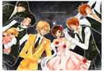 Ouran Host Club Starry Night