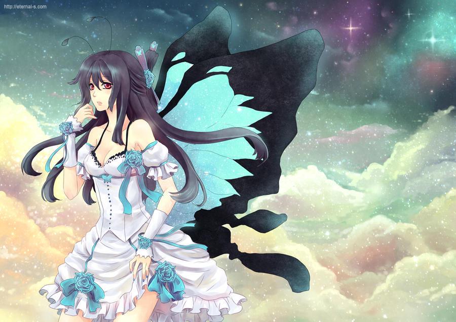 Lady Butterfly's Dreams by Eternal-S
