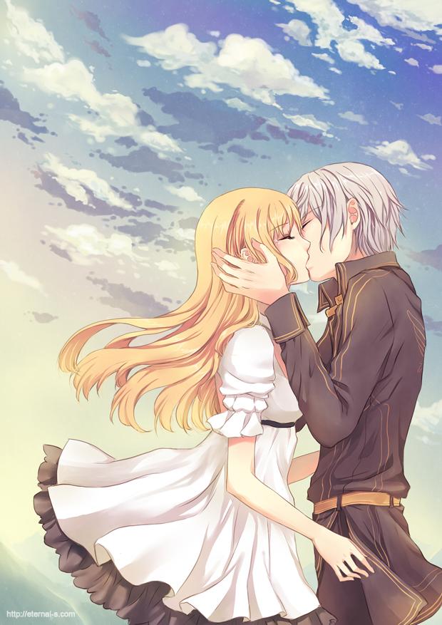 Farewell Kiss by Eternal-S