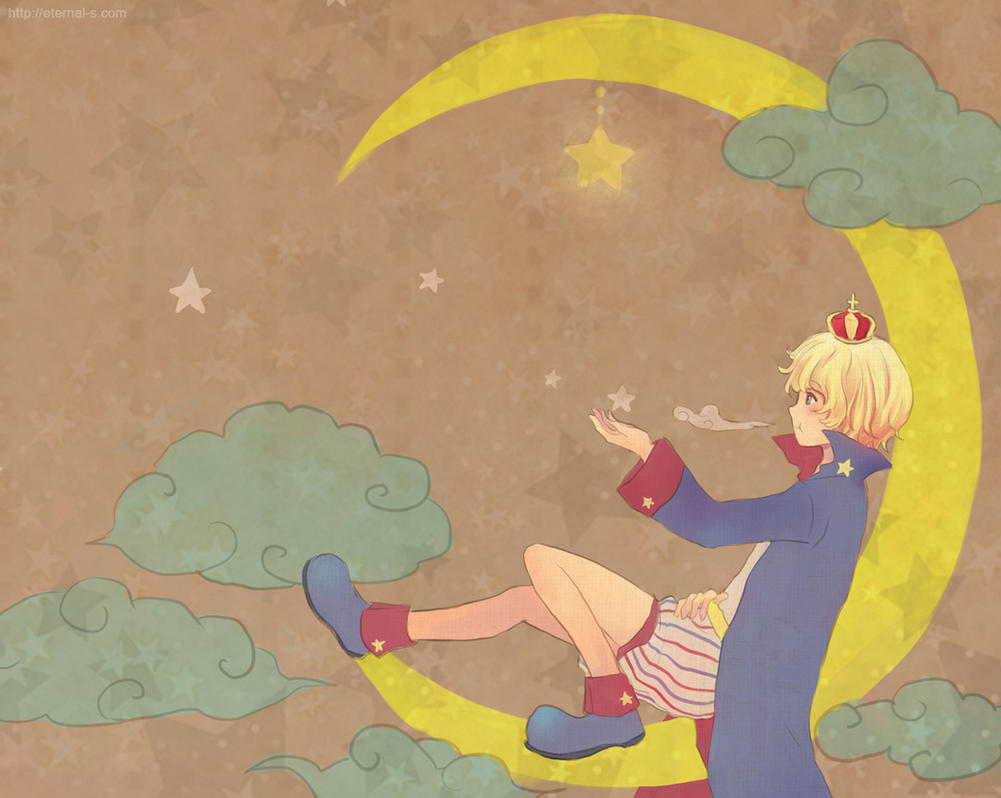 Wallpaper The Little Prince By Eternal S