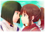 Spirited Away Together