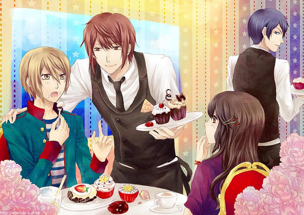 Sweet Desire: Cupcakes by Eternal-S