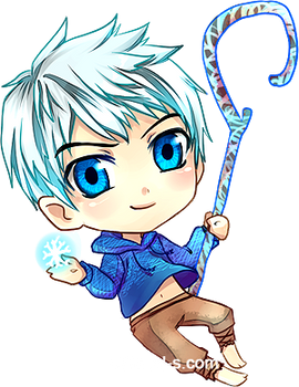 Little Rise of the Guardians: Jack Frost