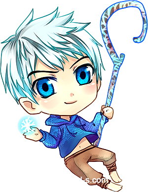 Little Rise of the Guardians: Jack Frost by Eternal-S