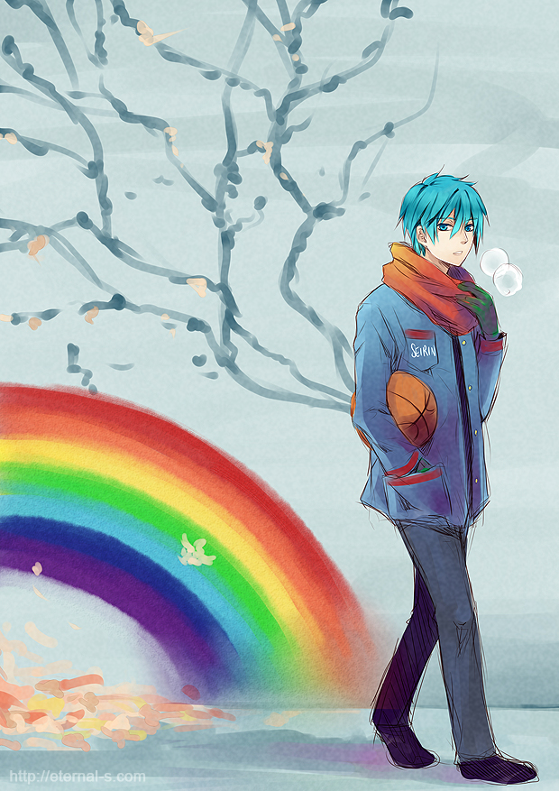 Kuroko no Rainbow by Eternal-S