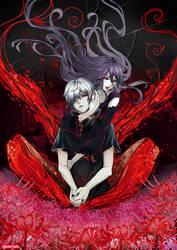 Tokyo Ghoul : Lycoris radiata by Eternal-S