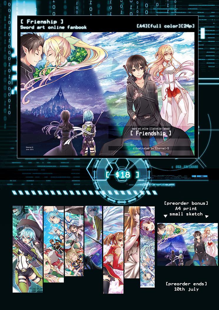 (PREORDER) Sword Art Online [Friendship] by Eternal-S