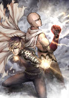One Punch Man !!!