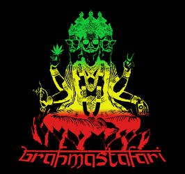 Brahmastafari by j-ham-art