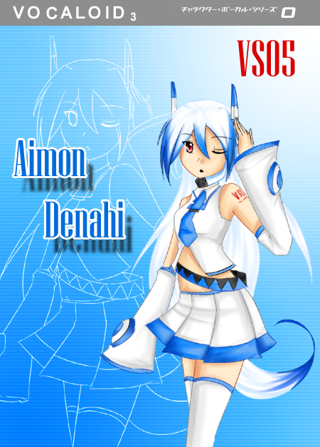 Aimon Kamineri (In Beta yay) ^^ Aimon_Denahi__UTAUloid_Box_Art_by_Nyrietta