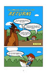 The Wannabe Dragon Slayer Returns (Page 1 of 3)