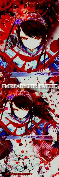 I'm Ready For Battle by MikuHatsuneNina23