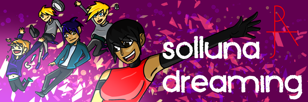 Solluna Dreaming Banner by animeluvzu