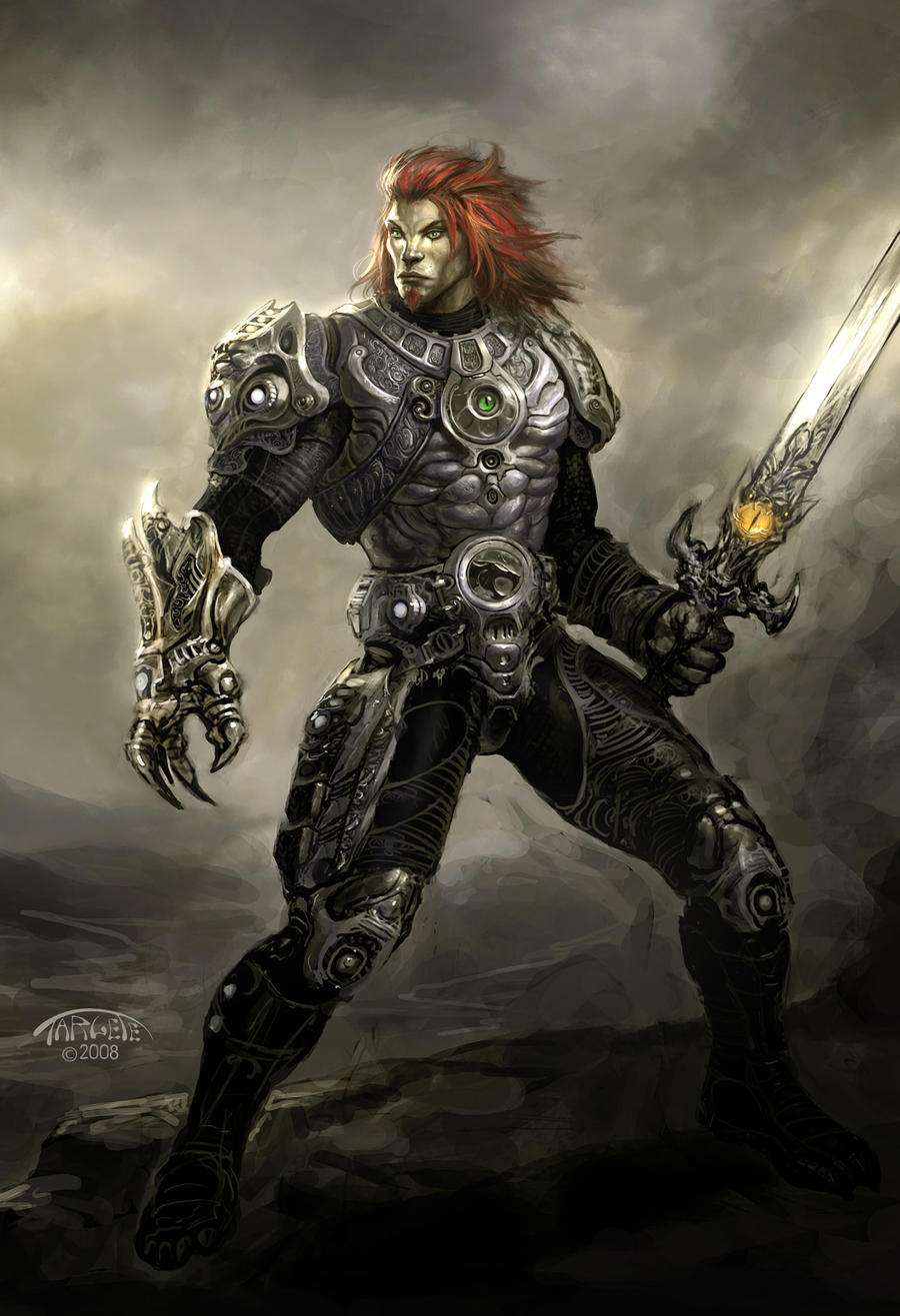 Characters __Lord_of_the_Thundercats___by_TARGETE