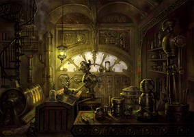 The Tin tin maker by TARGETE