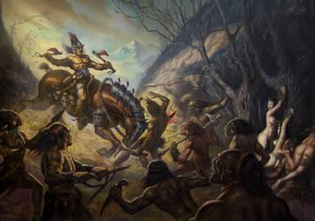 Dominator legends never die by TARGETE