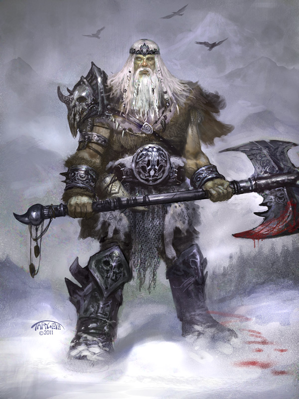 Return of the Northern Giants