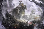 Viking kills Linnorm