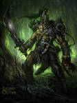 Legends of the Cryptids Art- Targete