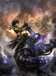 Pathfinder cover Numeria, Land Of Fallen Stars