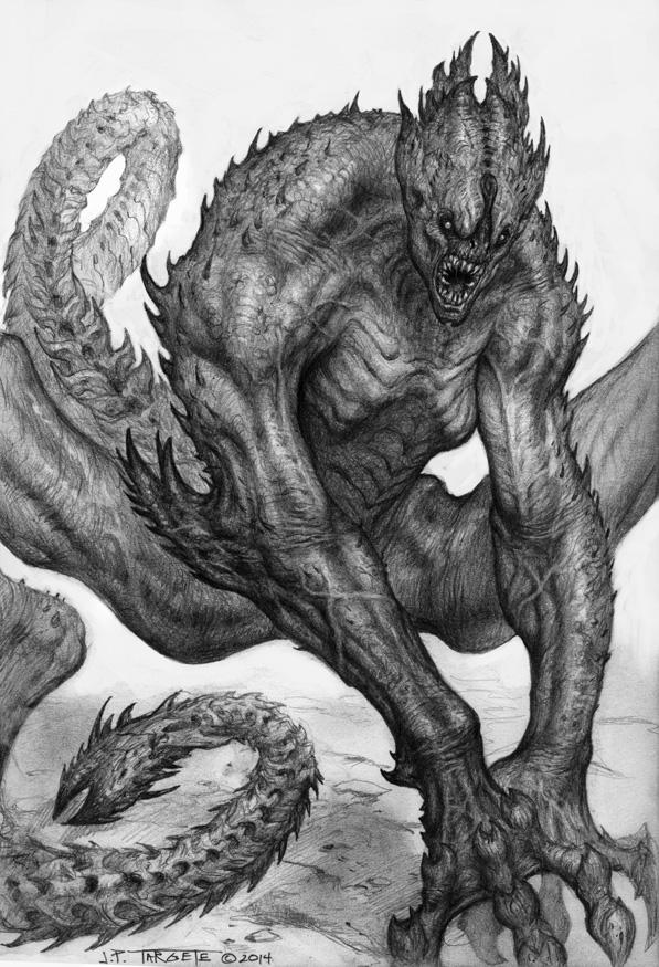 Demon Boy by TARGETE
