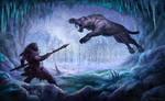 Sabertooth Matte painting,