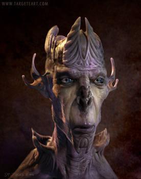 Alien Politician