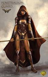 Wonder Woman movie - Penetralium Guards