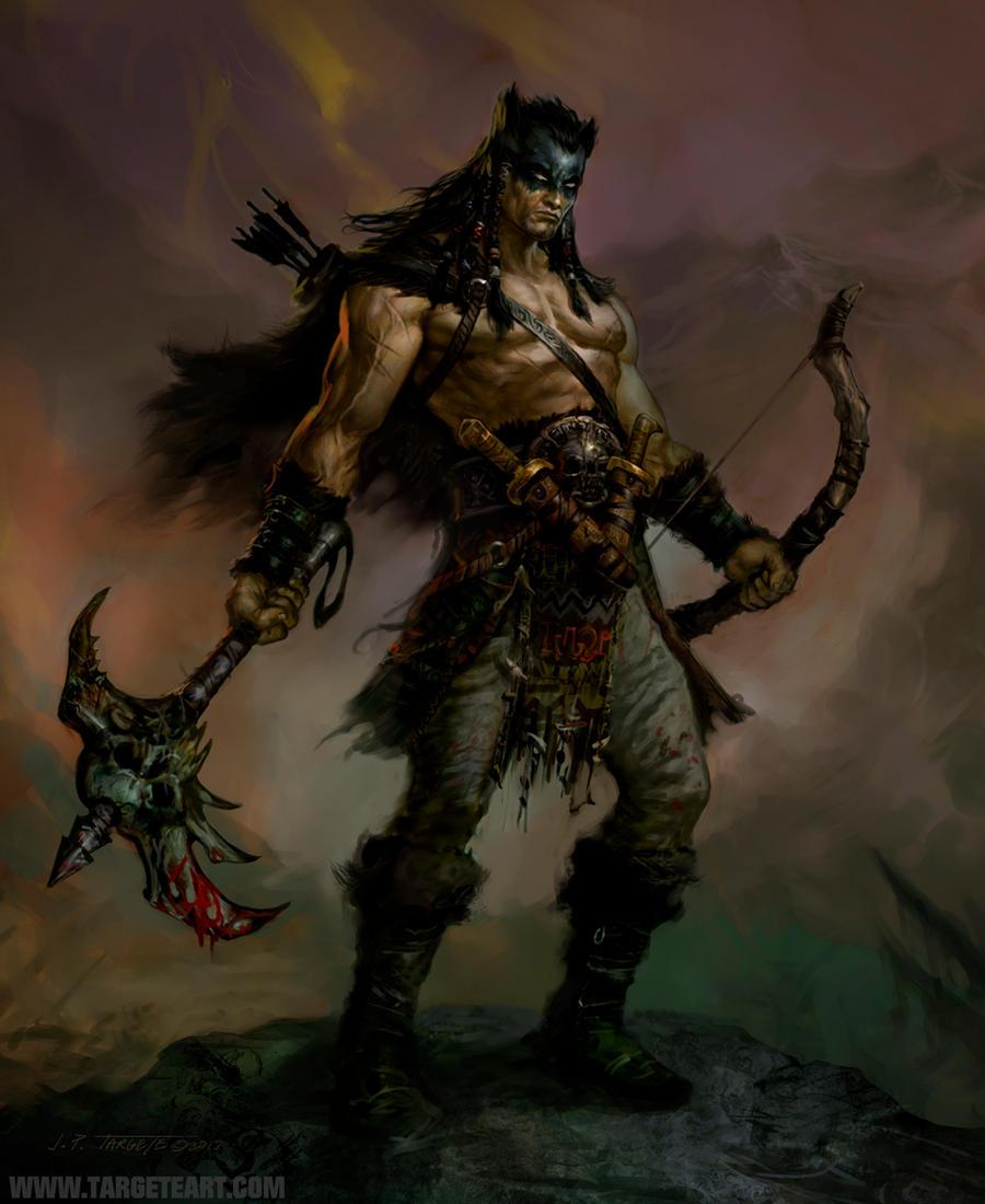Dark Wolf By TARGETE On DeviantArt