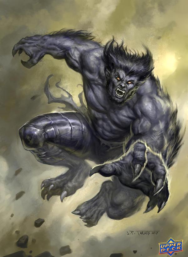 Dark Beast Fleer Ultra Xmen Jp Targete by TARGETE