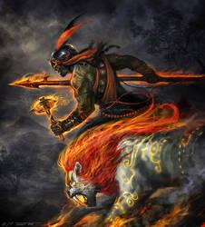 Ogun, The Yoruba God of Iron and War