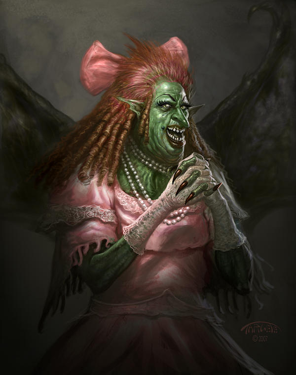 'The Hag' by TARGETE