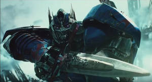 No One Will Stand In My Way- Optimus prime