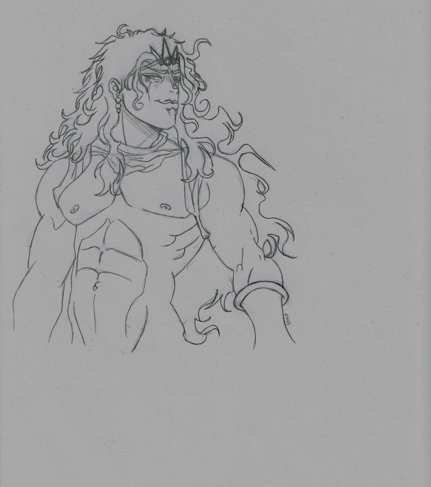 Kars fast sketch by Choi-chan